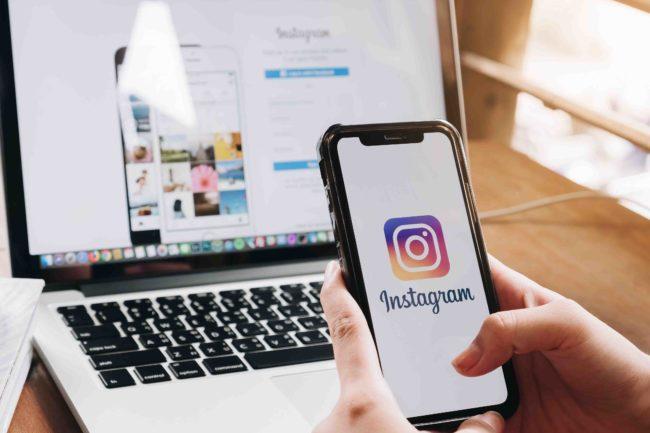 instagram plataforma de venta
